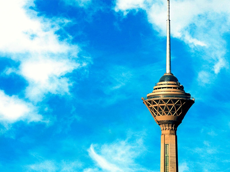 Tehran-milad-tower