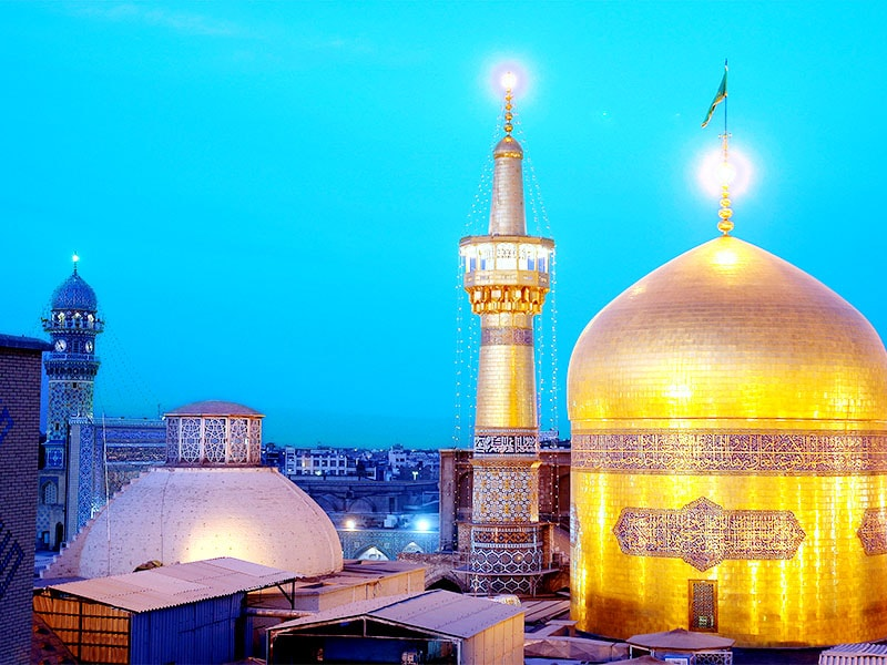 mashhad-imam-reza