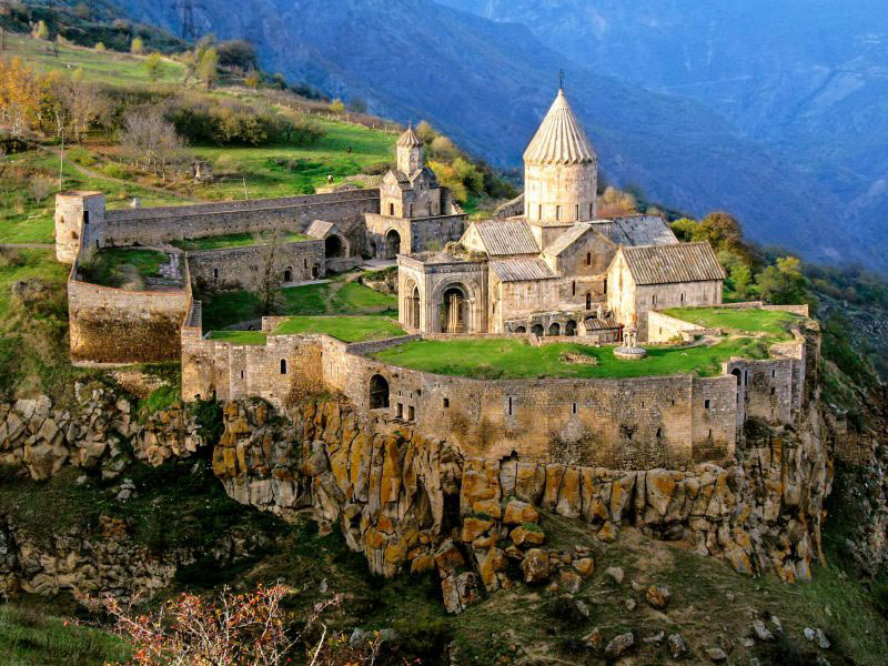 Collection of monastic of Armenians in West and East Azarbayjan province