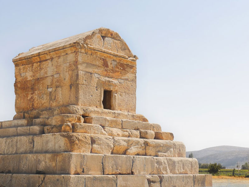 Pasargad-in-Fars-province